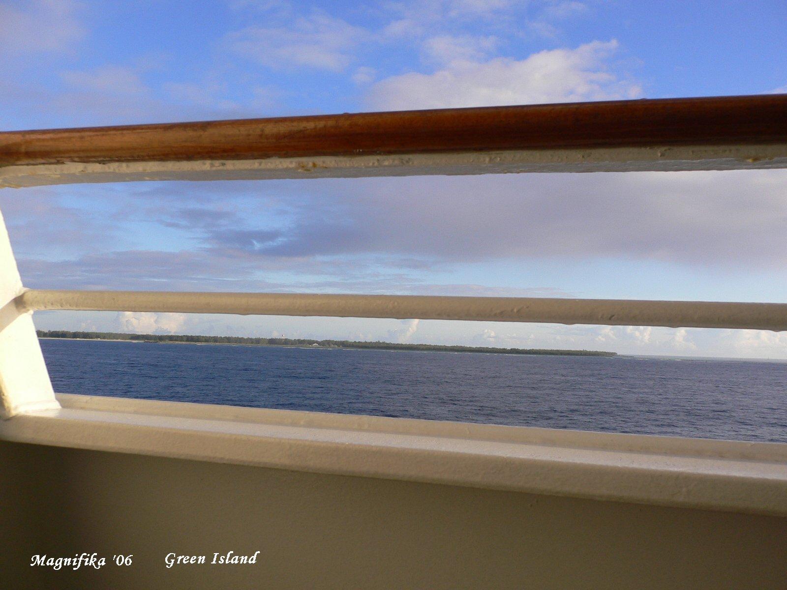 ASUKA II world cruise 2006 No.73 crossing the date line/日付変更線通過_e0140365_1552264.jpg