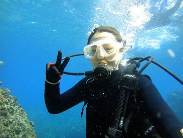 沖縄青の洞窟 体験ダイビング_a0156273_14335924.jpg