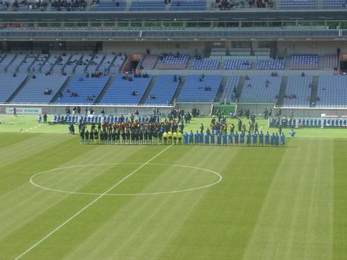 2011-03 U-18Jリーグ選抜vs日本高校サッカー選抜 【J特】_e0006700_2132960.jpg