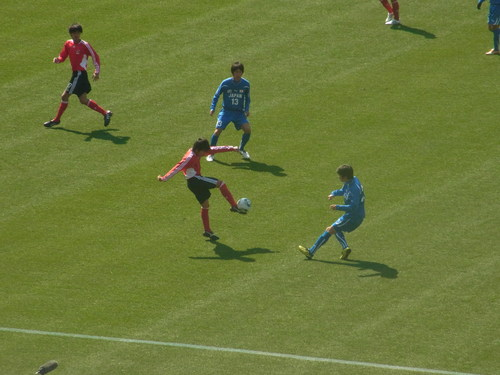 2011-03 U-18Jリーグ選抜vs日本高校サッカー選抜 【J特】_e0006700_2216306.jpg