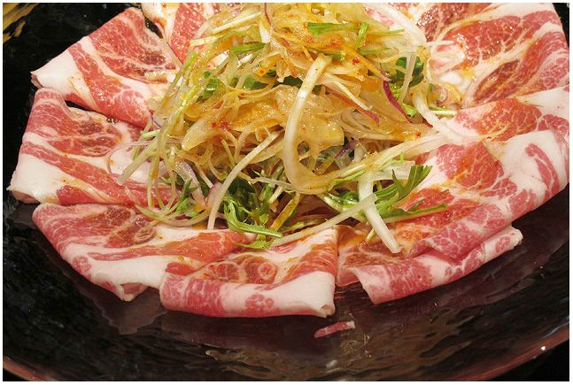 イベリコ豚を食す_c0042324_15124586.jpg