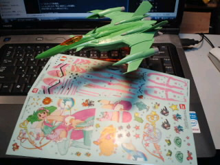 YF-29 デュランダルバルキリー その2_d0009833_3214028.jpg