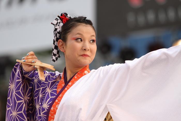 2010年よさこい祭り 全国大会 鳴子艶舞会_a0077663_13123860.jpg