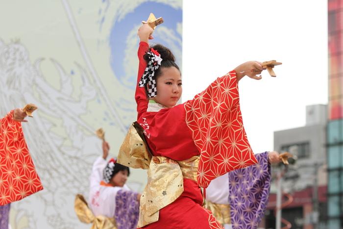 2010年よさこい祭り 全国大会 鳴子艶舞会_a0077663_13124834.jpg