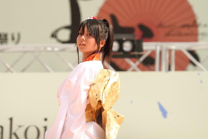 2010年よさこい祭り 全国大会 鳴子艶舞会_a0077663_13132736.jpg