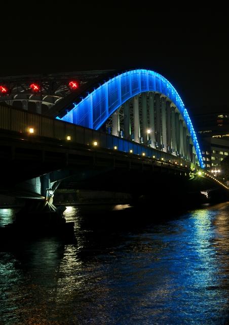 リバーシティ21と永代橋 2_f0018464_6103291.jpg