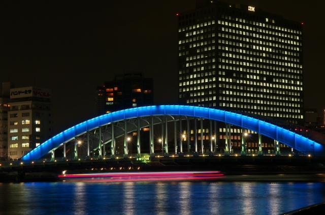 リバーシティ21と永代橋 2_f0018464_61071.jpg