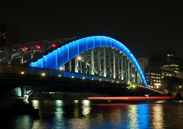 リバーシティ21と永代橋 2_f0018464_695894.jpg