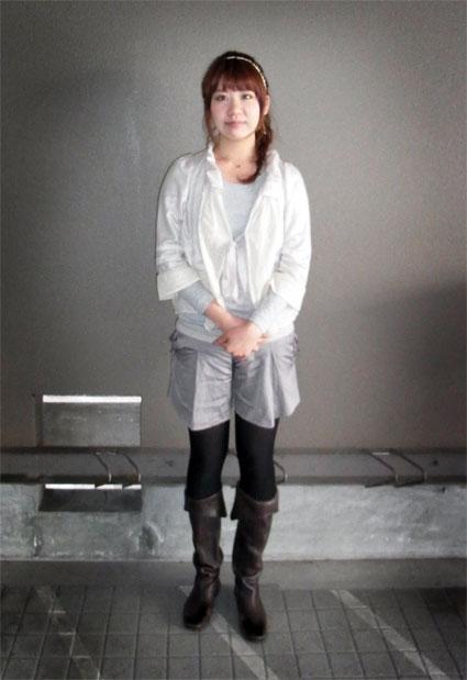【小阪店】ファッションチェック アシスタント上田さん_c0080367_155463.jpg