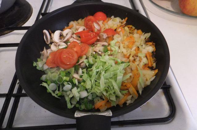 お野菜を一度に〜♪(パリーフランス)_f0119071_5265514.jpg