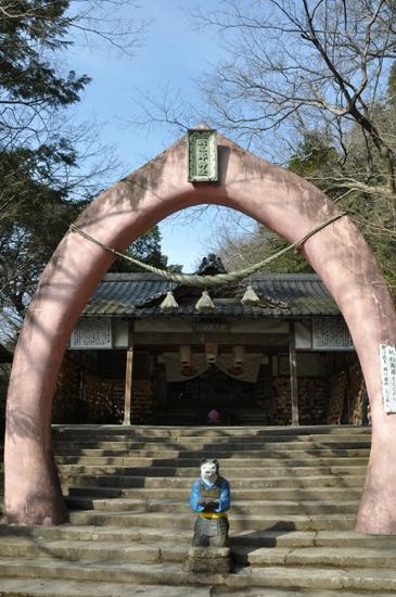 桃太郎神社_e0171573_2041960.jpg