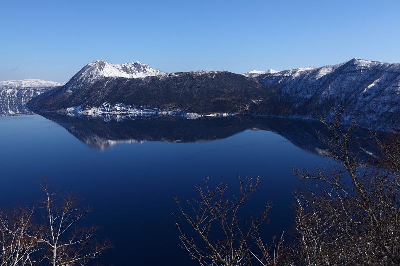 2/3 眼下の絶景 驚愕 真っ青の摩周湖_a0160581_912049.jpg