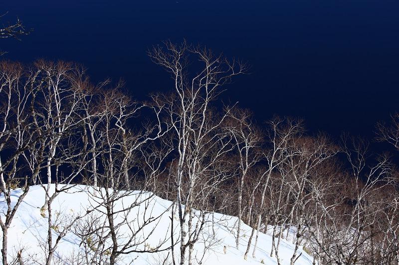 2/3 眼下の絶景 驚愕 真っ青の摩周湖_a0160581_9124610.jpg