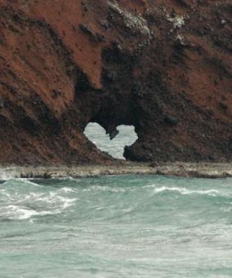 「島根県にあるハート♥の岩」_e0124490_15215821.jpg