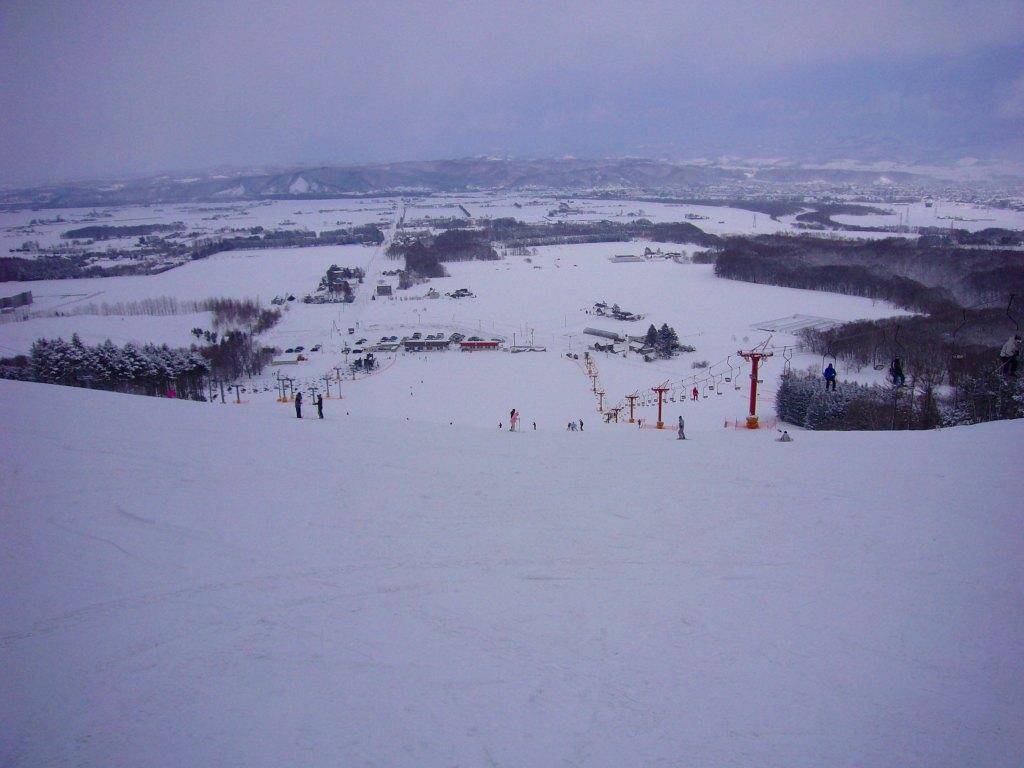 2月26日、長沼スキー場_f0138096_1738399.jpg