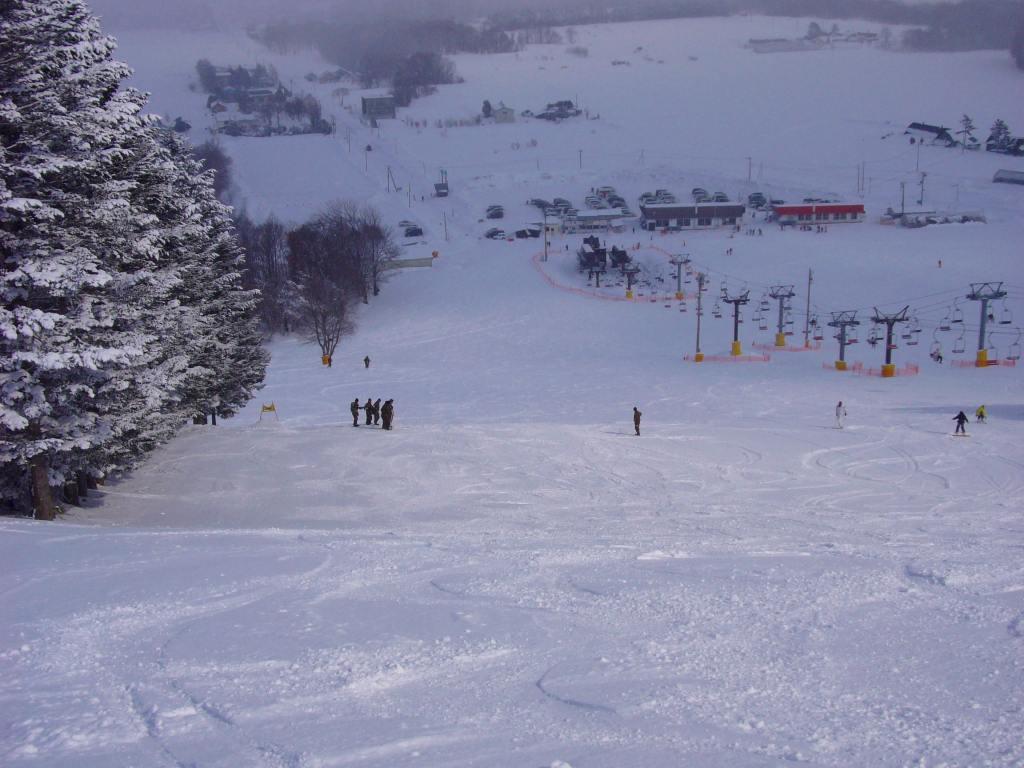 2月26日、長沼スキー場_f0138096_17391356.jpg