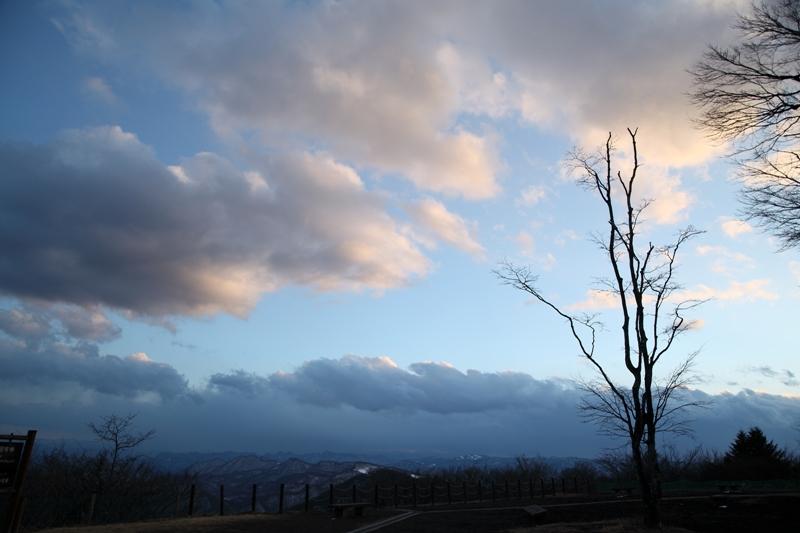 春っぽくなっていた空_f0091207_036366.jpg