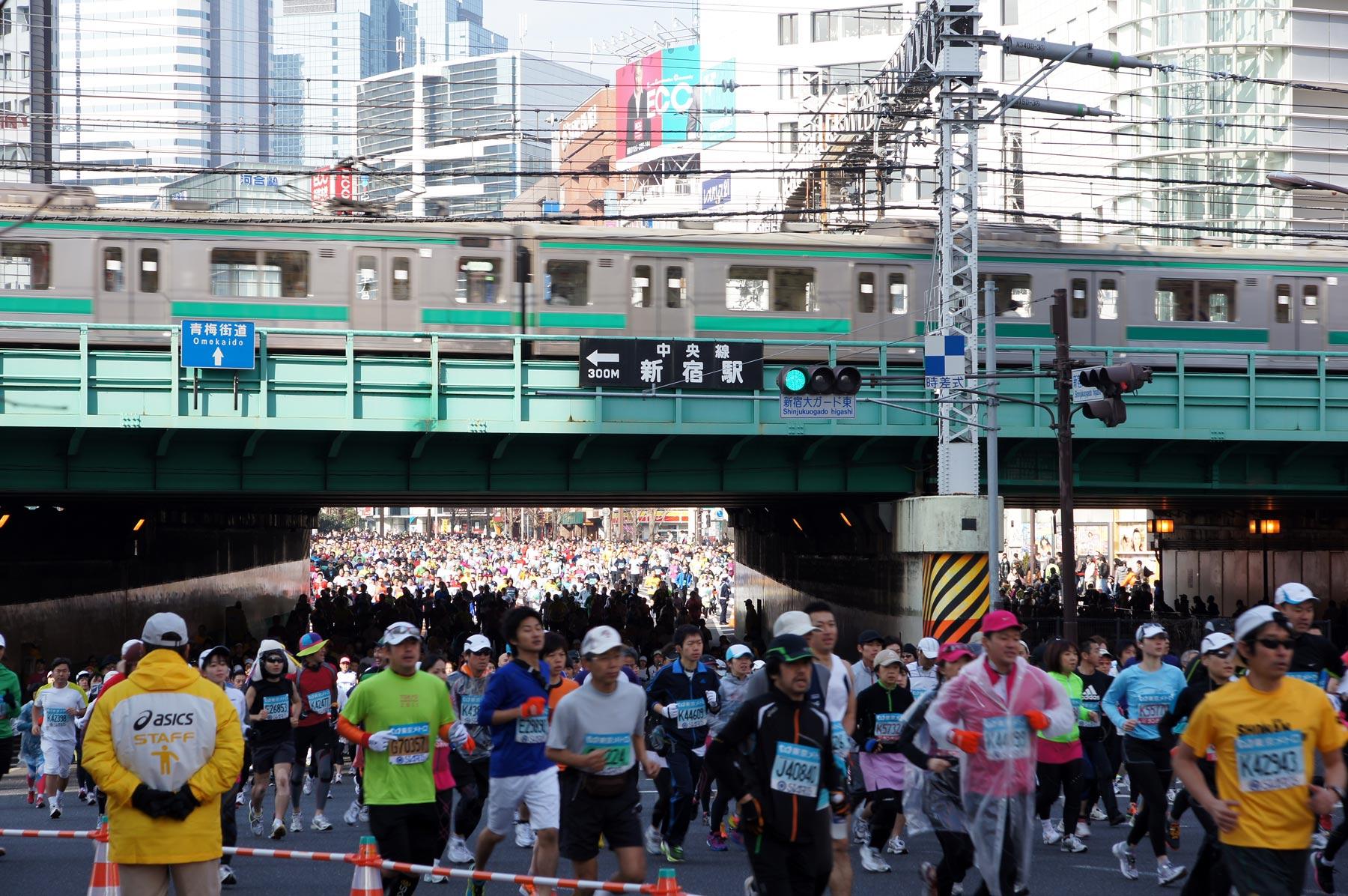 歌舞伎町 東京マラソン_e0216133_22543738.jpg