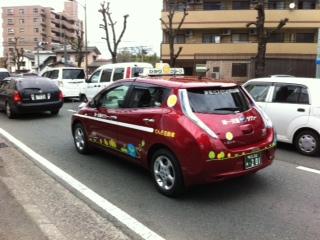 あっ、電気自動車だ!_c0217853_23484396.jpg
