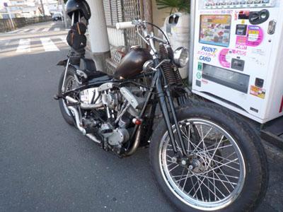 本日のバイク!!_f0194657_16512988.jpg