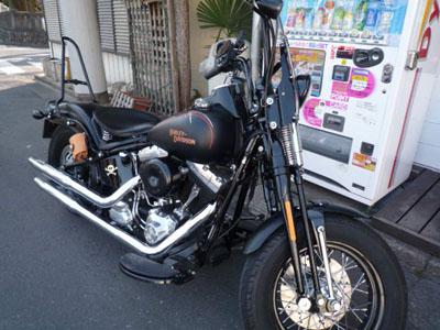 本日のバイク!!_f0194657_165145100.jpg