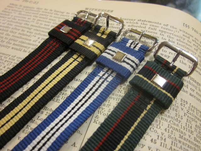 BROOKS BROTHERS ribbon belt watch _a0108963_1254323.jpg