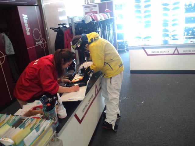 スキーの練習_c0151965_18213687.jpg