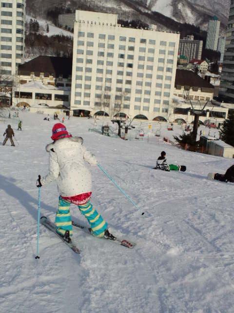 スキーの練習_c0151965_18282865.jpg