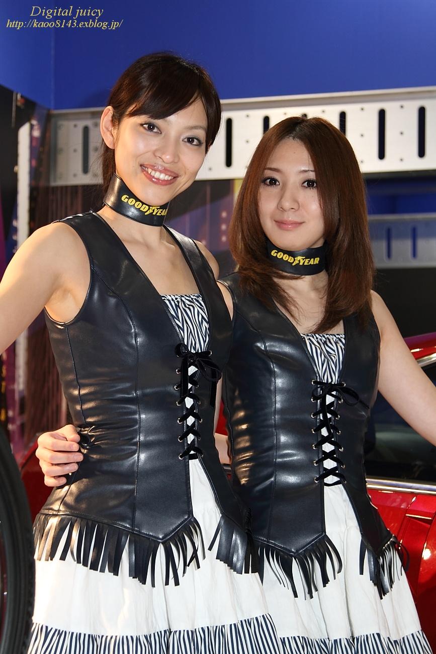 古川晶子 さん(GOOD YEAR ブース)_c0216181_21155611.jpg