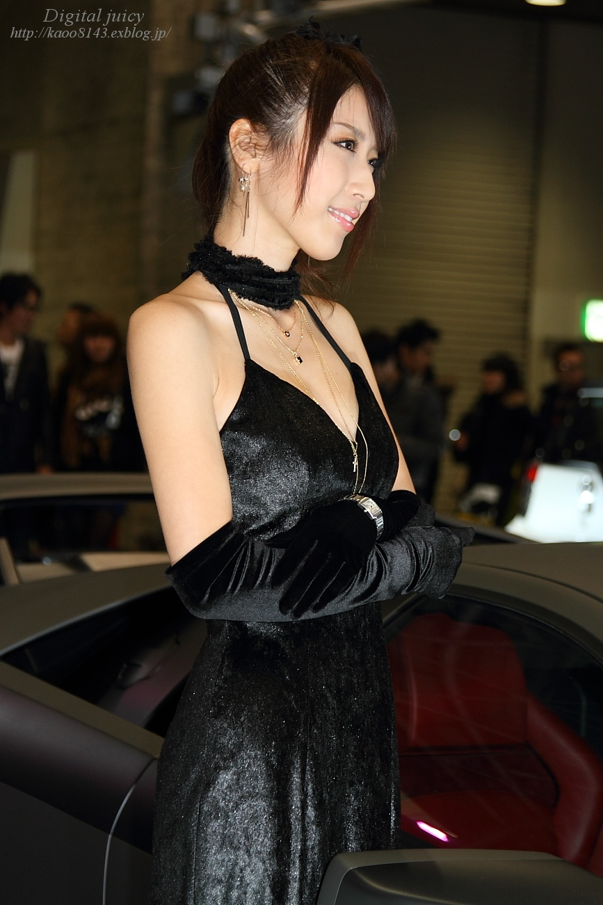 清水恵美 さん(VeilSide ブース)_c0216181_21542237.jpg