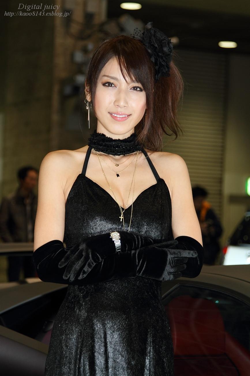 清水恵美 さん(VeilSide ブース)_c0216181_21544472.jpg