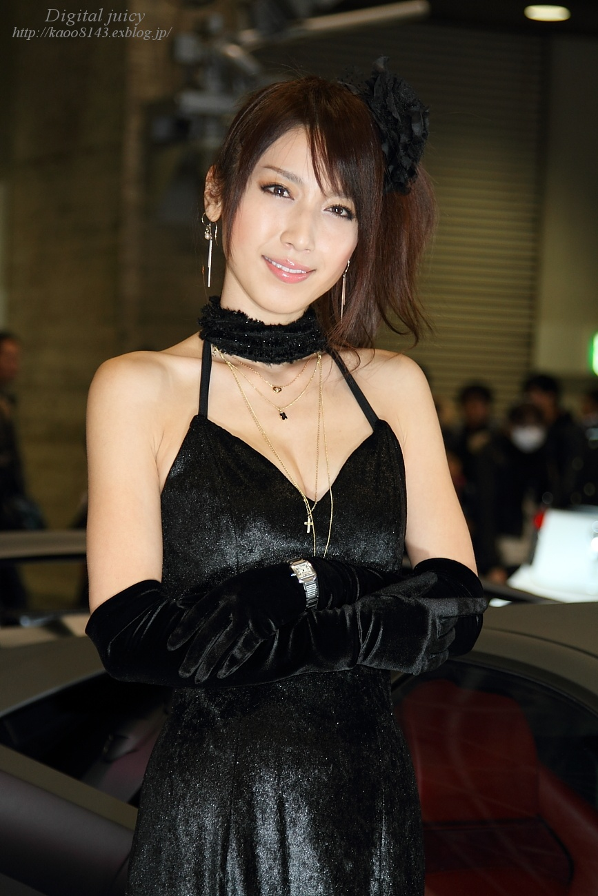 清水恵美 さん(VeilSide ブース)_c0216181_21545759.jpg