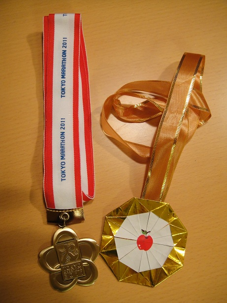 東京マラソン 2011_f0166486_2117622.jpg