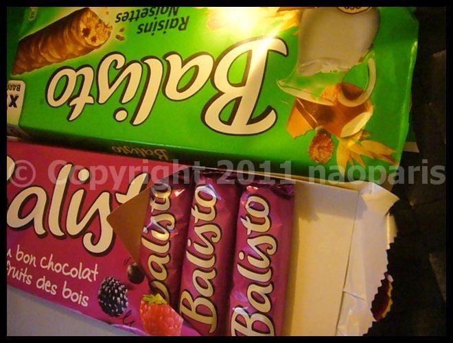 【チョコレートCHOCOLAT】最近ウチにやって来たチョコレートたち(PARIS)_a0014299_1953066.jpg