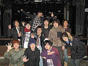 monokuro AND TOUR 2010-2011 @ 大阪 2nd LINE 11.01.14_d0131511_3572952.jpg