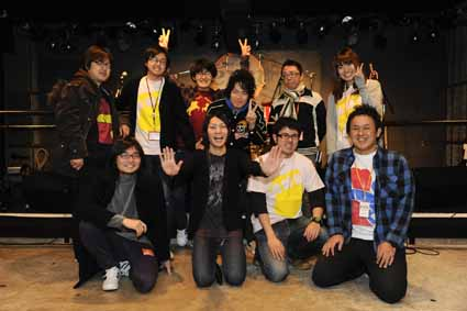 monokuro AND TOUR 2010-2011 @ 仙台LIVE HOUSE enn 1st 11.01.29_d0131511_4133851.jpg