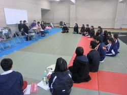 ■トラアナ後期10回目~出張演出研/松伏高校_a0137817_11253053.jpg