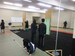 ■トラアナ後期10回目~出張演出研/松伏高校_a0137817_23221677.jpg