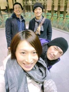 久美ちゃんのお誕生日♪_b0078127_2237760.jpg