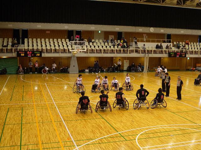 第38回東京都車椅子バスケットボール選手権大会その1_e0089232_21184657.jpg