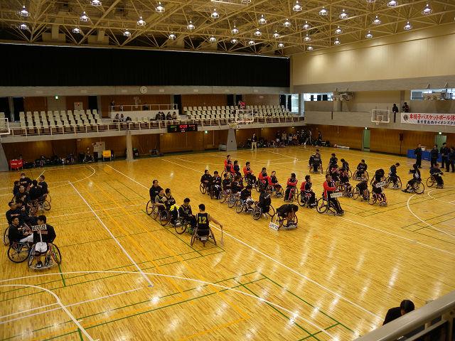 第38回東京都車椅子バスケットボール選手権大会その1_e0089232_2164871.jpg