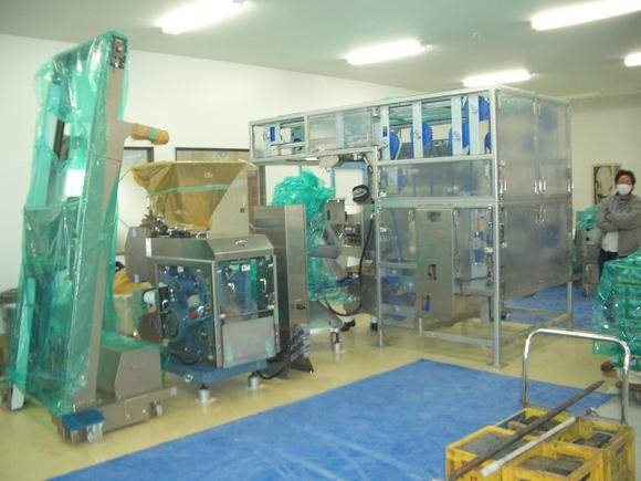 パン製造ラインの搬入【2】_e0206549_18242958.jpg