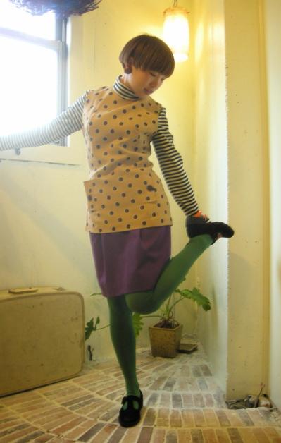 My wardrobe is a dot*_e0148852_18241993.jpg