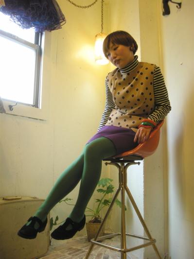My wardrobe is a dot*_e0148852_19441679.jpg