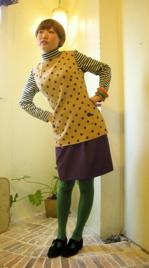 My wardrobe is a dot*_e0148852_19542544.jpg
