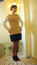 My wardrobe is a dot*_e0148852_20174655.jpg
