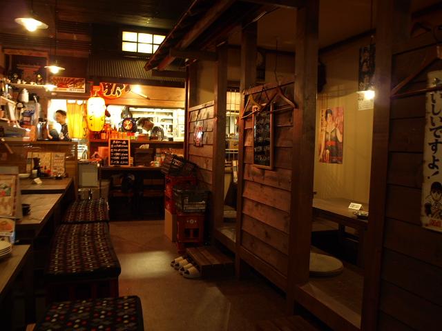 昭和レトロ飲食店 ゴーゴー食堂_d0153062_7542091.jpg