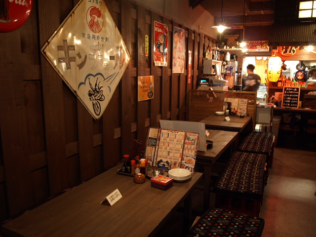 昭和レトロ飲食店 ゴーゴー食堂_d0153062_754320.jpg