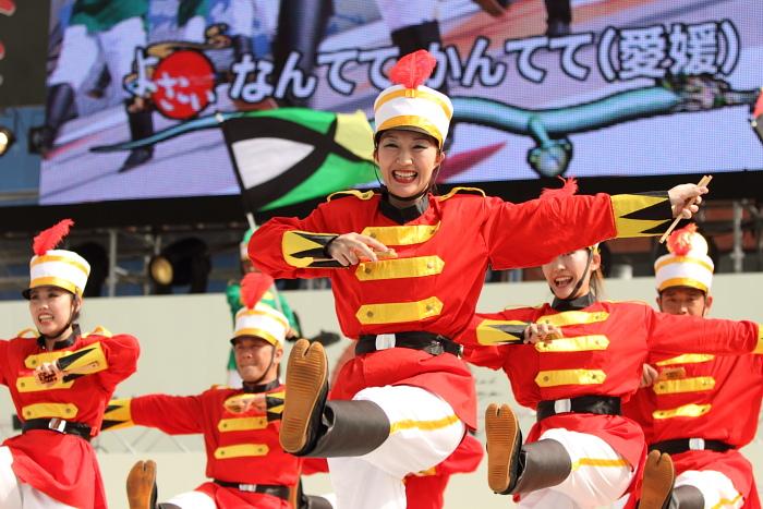 2010年よさこい祭り 全国大会 なんてて かんてて_a0077663_5571457.jpg