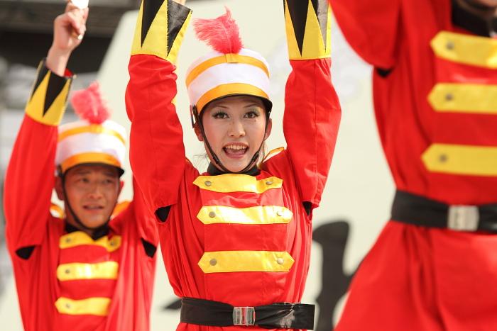 2010年よさこい祭り 全国大会 なんてて かんてて_a0077663_5572390.jpg